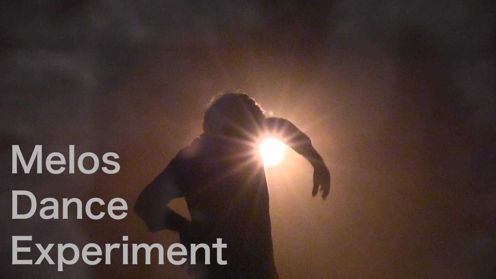 第4回 Melos Dance Experiment 開催についてのお知らせ